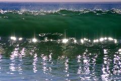 Jóias da onda Fotos de Stock