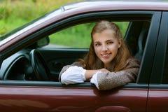 Jóvenes hermosos sonrientes Imagen de archivo libre de regalías