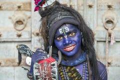 Jóvenes Shiva de Pushkar Imagenes de archivo