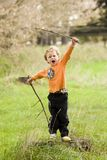 Júnior de Aragorn Foto de Stock