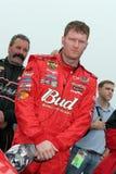 Júnior de Dale Earnhardt do excitador de NASCAR foto de stock royalty free