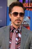 Júnior de Robert Downey, fotos de stock
