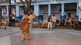 Júntese de cubanos está bailando metrajes