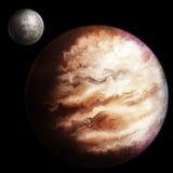 Júpiter Imágenes de archivo libres de regalías