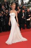 Júri de Cannes, Uma Thurman fotos de stock royalty free
