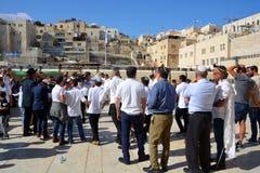 Jüdisch beten Sie lizenzfreie stockbilder