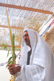 Jüdische Feiertage - Sukkot Stockbild