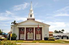 Jüdische Kirche Lizenzfreie Stockbilder