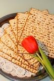 Jüdischer Feiertag des Passahfests und seiner Attribute Lizenzfreies Stockbild