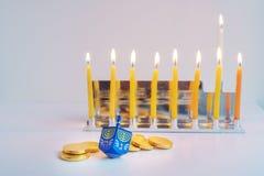 Jüdischer Feiertag Hanukkah Stockfoto