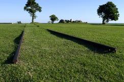 Jüdisches Denkmal in Montevideo Uruguay Stockfoto
