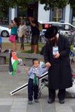 Jüdisches Hasidic orthodoxes Lizenzfreies Stockbild