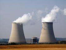 jądrowego obraz stock