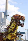 jądrowych Germany 2010 antych protestów zdjęcia stock