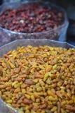 język arabski rynku pikantność fotografia stock