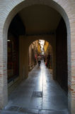 język arabski targowy Seville obraz royalty free