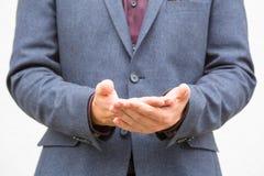 Język ciała Fotografia Stock