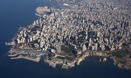 J'aime Beyrouth Photo stock