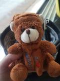 J'aime l'ours de nounours de l'Allemagne Photo stock