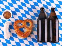 J'aime la bière - concept de Munich Oktoberfest Photos stock