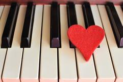 J'aime la musique instrumentale Photo libre de droits
