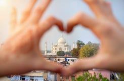 J'aime le concept d'Inde Photo libre de droits
