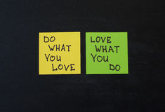 J'aime mon Job Concept Image stock