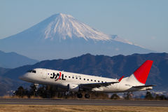 J-AIR ERJ 170 Stock Photography