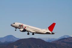 J-AIR ERJ 170 Stock Photos