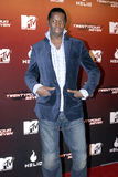 J Alexander on the red carpet. J Alexander on the red carpet in Holllywood in November 2006 Stock Photography