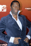 J Alexander on the red carpet. J Alexander on the red carpet in Holllywood in November 2006 Royalty Free Stock Photography