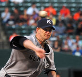 A. J. Burnett, New York Yankees Royalty Free Stock Photo