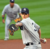 A. J. Burnett, New York Yankees Royalty Free Stock Photos
