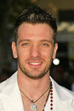 J.C. Chasez Royalty Free Stock Photography