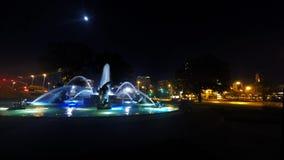 J C Nichols fontanny nocy Pamiątkowy upływ zbiory