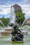 J.C. Nichols Memorial Fountain Stock Photos