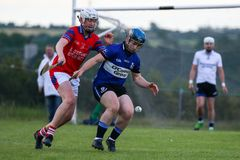 J. A. Hurling Championship: Erins Own VS Sarsfield