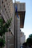J Construção do FBI de Edgar Hoover imagens de stock