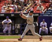 J d Tirou, St Louis Cardinals Imagem de Stock