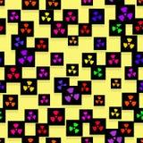 jądrowy target629_1_ majcherów Obrazy Royalty Free