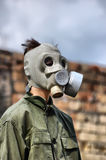 jądrowy turysta Zdjęcie Royalty Free