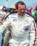 A.J. Foyt Race Car Driver Stock Photo