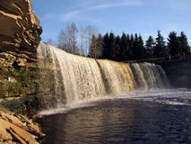 Free Jägala Falls Royalty Free Stock Photography - 2260017
