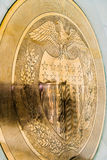 10-j Gouden Verbinding in Verenigde Staten Federal Reserve Royalty-vrije Stock Foto's