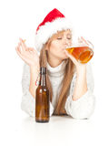 J hate christmas Royalty Free Stock Photo