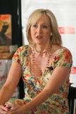 J K Rowling Royalty-vrije Stock Foto's