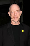 J. K. Simmons. LOS ANGELES - SEP 4:  J. K. Simmons arrives at 'The Words' Premiere at ArcLight Cinemas on September 4, 2012 in Los Angeles, CA Stock Photo