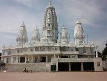 J K Templo, Índia de Kanpur imagens de stock