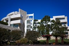 J. Paul Getty Museum Stock Image