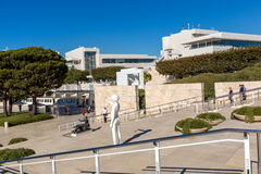 The J. Paul Getty Museum in Los Angeles Stock Image